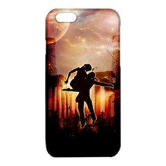 Dancing In The Night With Moon Nd Stars iPhone 6/6S TPU Case