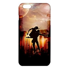 Dancing In The Night With Moon Nd Stars iPhone 6 Plus/6S Plus TPU Case