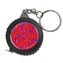 Blue and red pattern Measuring Tapes