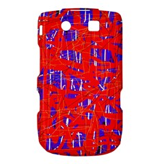 Blue and red pattern Torch 9800 9810