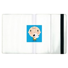 Snoopy Apple iPad 3/4 Flip Case