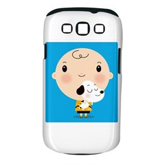 Snoopy Samsung Galaxy S Iii Classic Hardshell Case (pc+silicone)
