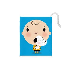 Snoopy Drawstring Pouches (Small)