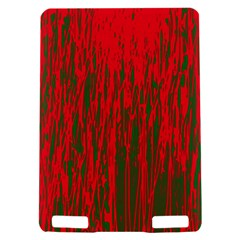 Red and green pattern Kindle Touch 3G