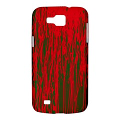 Red and green pattern Samsung Galaxy Premier I9260 Hardshell Case