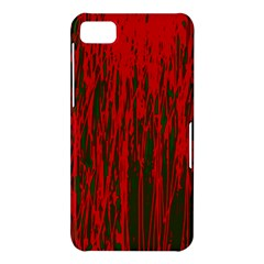 Red and green pattern BlackBerry Z10