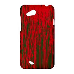 Red and green pattern HTC Desire VC (T328D) Hardshell Case