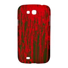 Red and green pattern Samsung Galaxy Grand GT-I9128 Hardshell Case