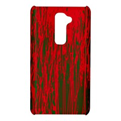 Red and green pattern LG G2