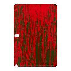 Red and green pattern Samsung Galaxy Tab Pro 10.1 Hardshell Case