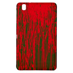 Red and green pattern Samsung Galaxy Tab Pro 8.4 Hardshell Case