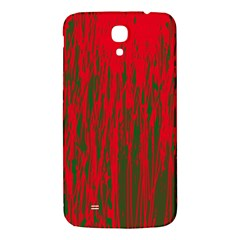 Red and green pattern Samsung Galaxy Mega I9200 Hardshell Back Case