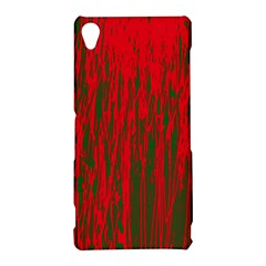 Red and green pattern Sony Xperia Z3
