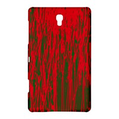 Red and green pattern Samsung Galaxy Tab S (8.4 ) Hardshell Case