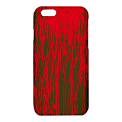 Red and green pattern iPhone 6/6S TPU Case