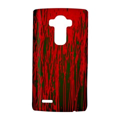 Red and green pattern LG G4 Hardshell Case