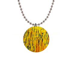 Yellow pattern Button Necklaces