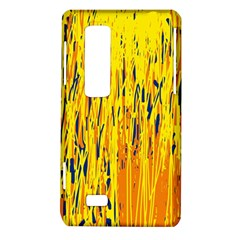 Yellow pattern LG Optimus Thrill 4G P925