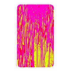 Pink and yellow pattern Memory Card Reader