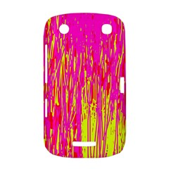 Pink and yellow pattern BlackBerry Curve 9380