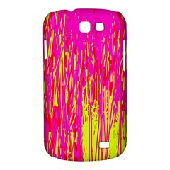 Pink and yellow pattern Samsung Galaxy Express I8730 Hardshell Case