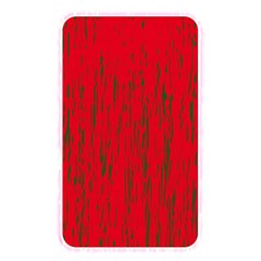 Decorative red pattern Memory Card Reader