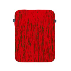 Decorative red pattern Apple iPad 2/3/4 Protective Soft Cases