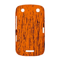 Orange pattern BlackBerry Curve 9380