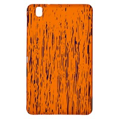 Orange pattern Samsung Galaxy Tab Pro 8.4 Hardshell Case