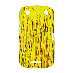 Yellow pattern BlackBerry Curve 9380