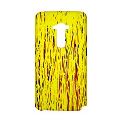 Yellow pattern LG G Flex