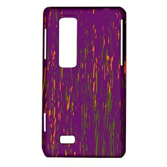 Purple pattern LG Optimus Thrill 4G P925