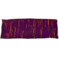 Purple pattern Body Pillow Case (Dakimakura)