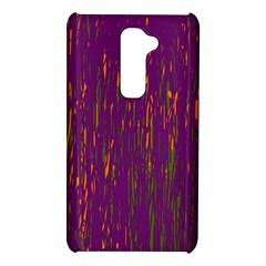 Purple pattern LG G2