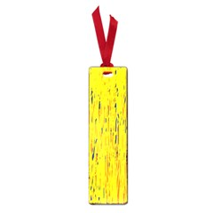 Yellow pattern Small Book Marks