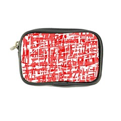 Red decorative pattern Coin Purse