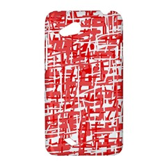 Red decorative pattern HTC Desire VC (T328D) Hardshell Case