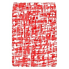 Red decorative pattern Flap Covers (S)