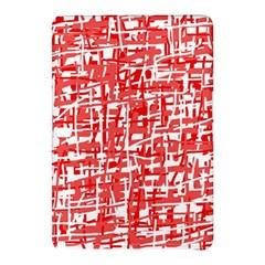 Red decorative pattern Samsung Galaxy Tab Pro 10.1 Hardshell Case