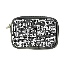 Gray pattern Coin Purse