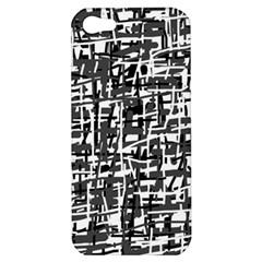 Gray pattern Apple iPhone 5 Hardshell Case