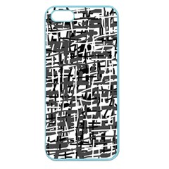 Gray pattern Apple Seamless iPhone 5 Case (Color)
