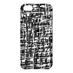 Gray pattern Apple iPhone 5C Hardshell Case