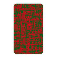 Green and red pattern Memory Card Reader