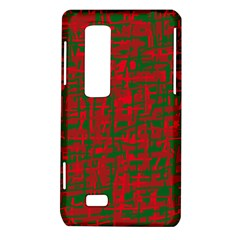 Green and red pattern LG Optimus Thrill 4G P925