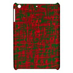 Green and red pattern Apple iPad Mini Hardshell Case
