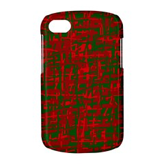 Green and red pattern BlackBerry Q10