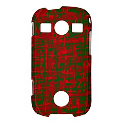 Green and red pattern Samsung Galaxy S7710 Xcover 2 Hardshell Case