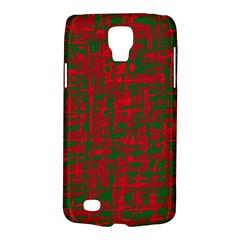 Green and red pattern Galaxy S4 Active