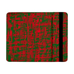 Green and red pattern Samsung Galaxy Tab Pro 8.4  Flip Case
